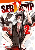 Manga - Manhwa -Servamp Vol.2