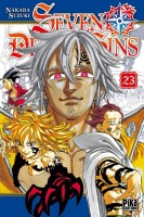 Seven deadly sins Vol.23