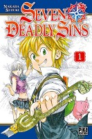 Mangas - Seven Deadly Sins Vol.1