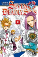 Seven Deadly Sins Vol.31