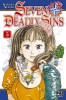 Manga - Manhwa - Seven Deadly Sins Vol.5