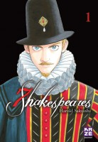 manga - 7 Shakespeares Vol.1