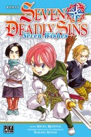 Mangas - Seven Deadly Sins -  Seven Wishes