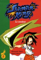 Mangas - Shaman King - Roman Vol.2