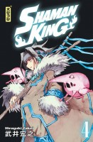 Shaman king - Star Edition Vol.4