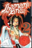 Manga - Manhwa - Shaman king Vol.2