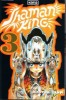 Manga - Manhwa - Shaman king Vol.3