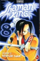 manga - Shaman king Vol.8