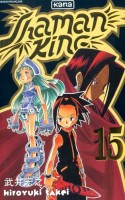 manga - Shaman king Vol.15