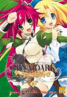 Mangas - Shina Dark Vol.1