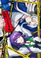 Manga - Manhwa - Shôji Satô - Artbook - Highschool of The Dead - Triage X jp