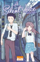 Manga - A Silent Voice Vol.3