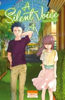 Manga - A Silent Voice Vol.4