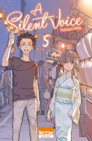 Manga - A Silent Voice Vol.5