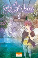 Manga - A Silent Voice Vol.6
