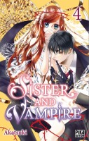 manga - Sister and vampire Vol.4