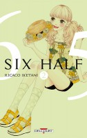 Manga - Manhwa -Six half Vol.2