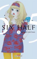 Manga - Manhwa -Six half Vol.3