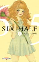 Manga - Manhwa -Six half Vol.4