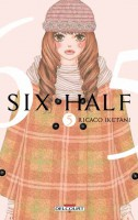 Manga - Manhwa -Six half Vol.5