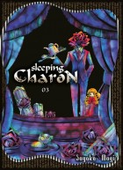 Manga - Manhwa - Sleeping Charon Vol.3