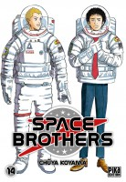 Space Brothers Vol.14