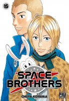 Space Brothers Vol.15