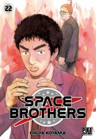 Mangas - Space brothers Vol.22