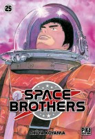 manga - Space Brothers Vol.25