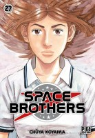 Space Brothers Vol.27