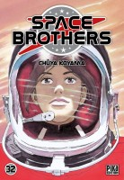 Space Brothers Vol.32