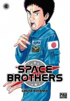 Mangas - Space brothers Vol.4