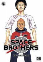 Space Brothers Vol.6