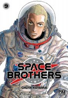 Manga - Manhwa - Space Brothers Vol.9