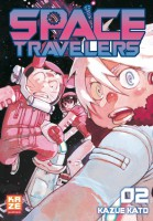 Manga - Manhwa -Space Travelers Vol.2