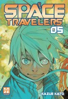 manga - Space Travelers Vol.5