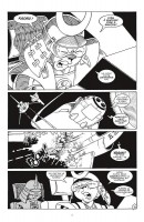 Planche supplémentaire USAGI YOJIMBO © 1999, 2007 Stan Sakai / Dark Horse Comics