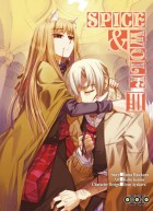 Manga - Manhwa -Spice and Wolf Vol.3
