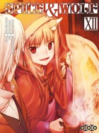 Manga - Manhwa -Spice and Wolf Vol.12