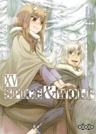 Manga - Manhwa - Spice and Wolf Vol.15