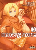 Mangas - Spice and Wolf Vol.9