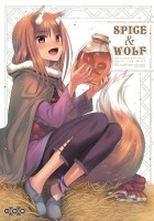 manga - Spice and Wolf - The tenth year calvados