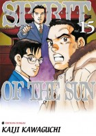 manga - Spirit of the sun Vol.15