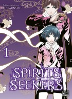 Manga - Manhwa - Spirits Seekers Vol.1