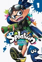 Manga - Manhwa - Splatoon Vol.1