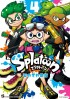 Manga - Manhwa - Splatoon jp Vol.4