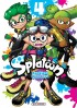 Manga - Manhwa - Splatoon Vol.4
