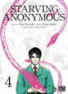 manga - Starving Anonymous Vol.4