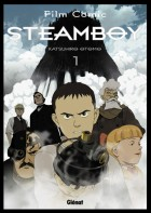 Mangas - Steamboy Vol.1