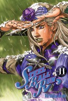manga - Jojo's bizarre adventure - Saison 7 - Steel Ball Run Vol.11